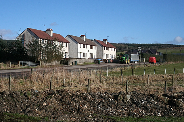 Backmuir Cottages