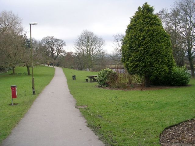 Manor Garth Park - Bridge Street