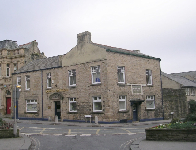 Former Royal Oak Pub - Bridge Street