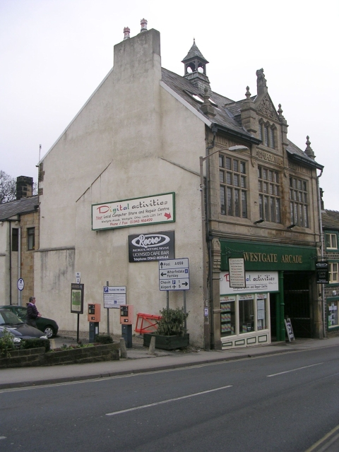Leeds Industrial & Co-operative Society - Westgate