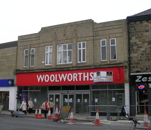 Woolworths - Kirkgate
