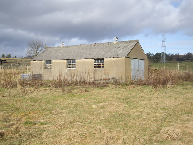 Outbuilding at Claydykes