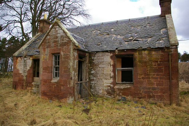 Strathella Cottage Ruin
