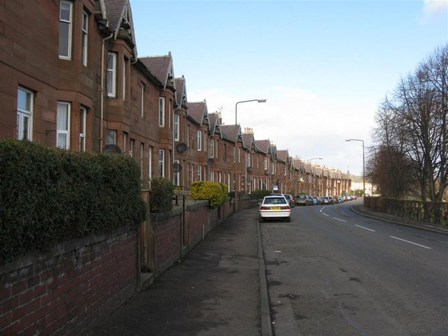 Monktonhall Terrace