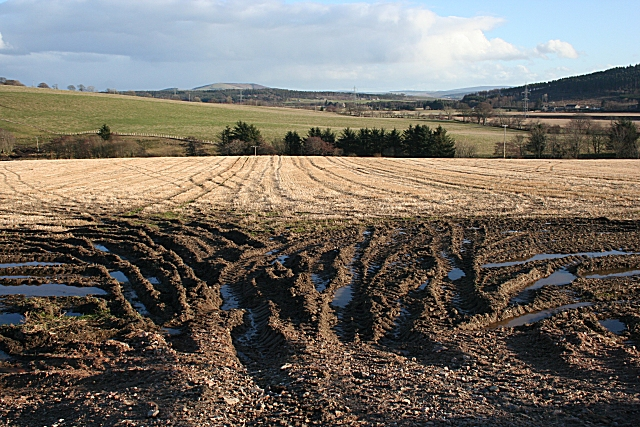 Farmland in Grange