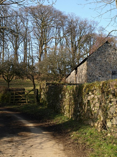 Barn, Michelcombe