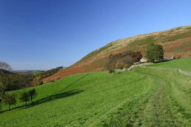 Bridleway to Kelswick