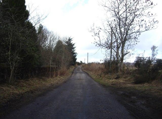 Balmannocks Road