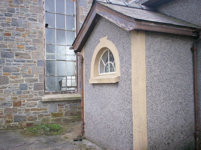 Bethania Chapel, Whitland - side door