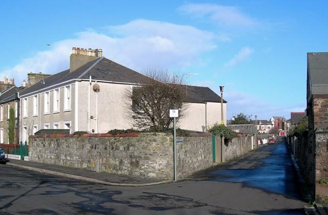 Eglinton Place, Ayr