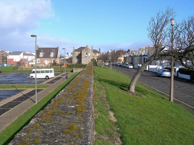 The Citadel Wall