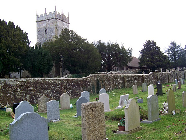 The Parish Church of St Mary the Virgin, Puddletown