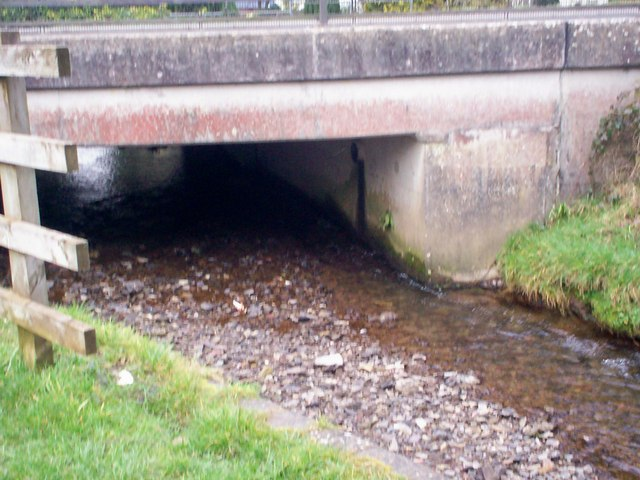 Stream, Trevaughan, Whitland