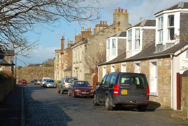 Cromwell Road, Ayr