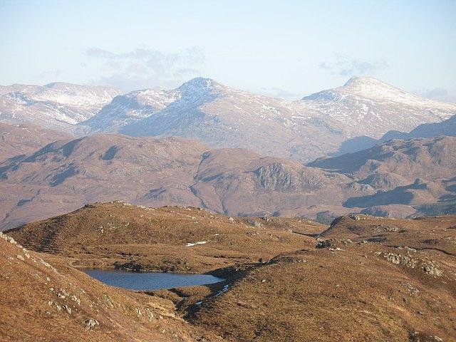 Loch nan Gillean