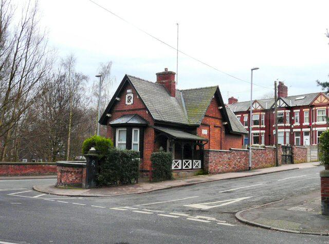 Old Hall Lane and Far Lane