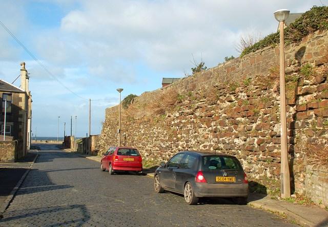 Cromwell's Wall