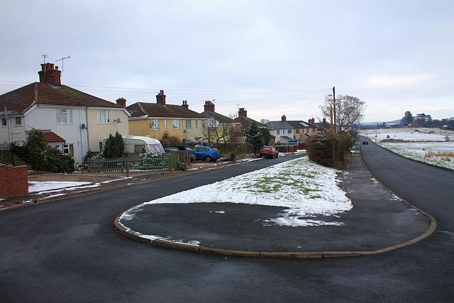 Council Houses, Longridge Road