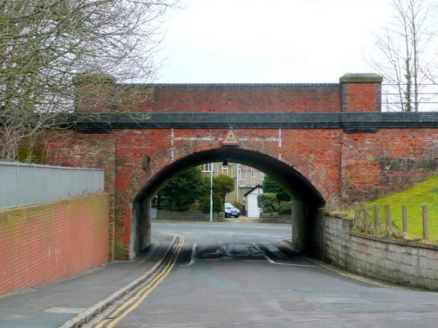 Railway bridge - no railway