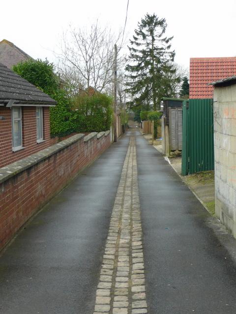 Lane off Marlborough Lane