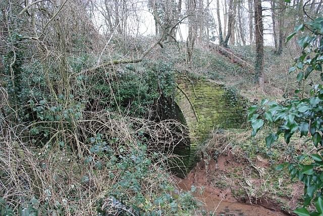 Aqueduct near Staplow