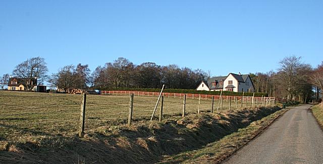 New Houses in Grange