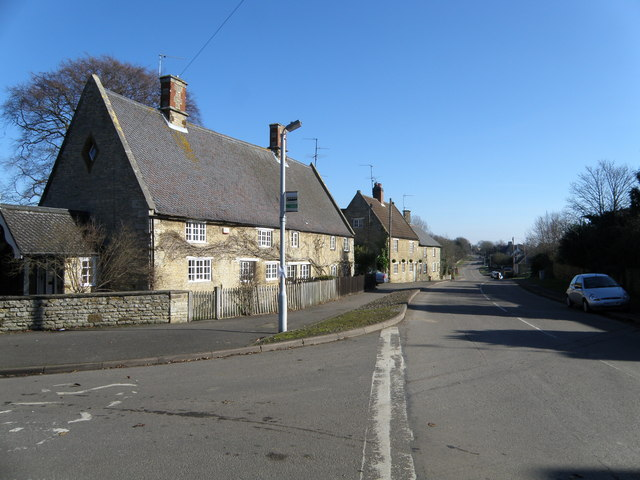 Main Street, Cranford St John