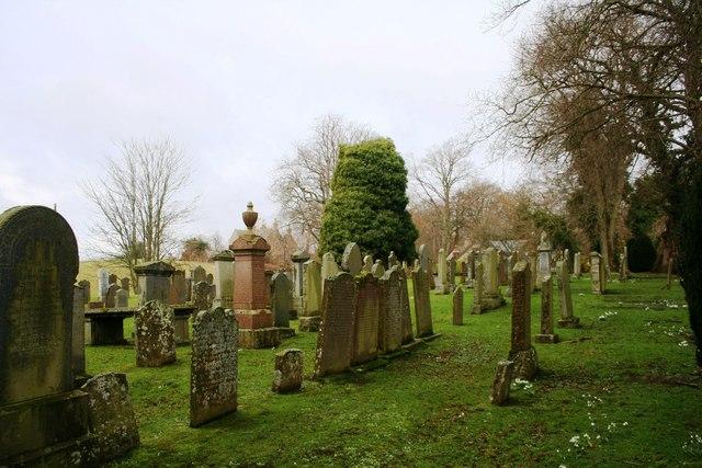 Fintray Gravestones