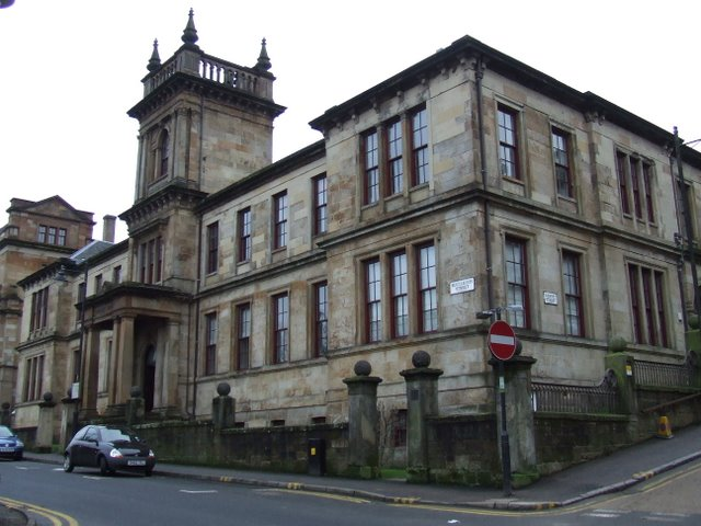Former Garnethill School