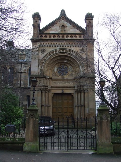 Hill Street synagogue