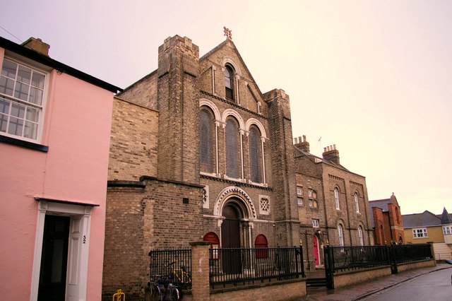 St James the Less and St Helen Catholic Church