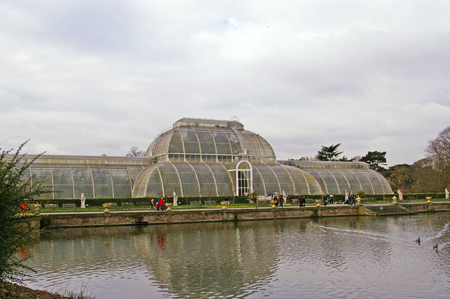 Palm House, Kew Gardens, Surrey