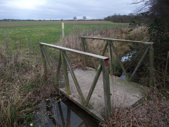 Crossing Walling Brook