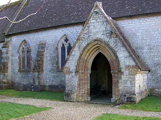 The Church of St John the Evangelist, Tincleton