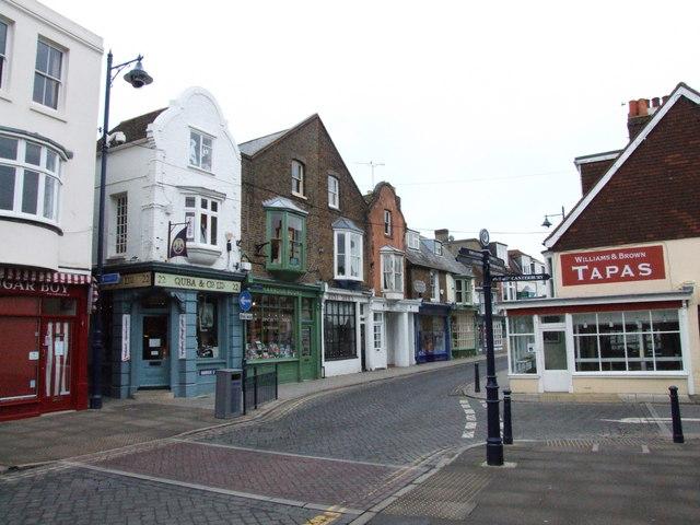 Harbour Street, Whitstable