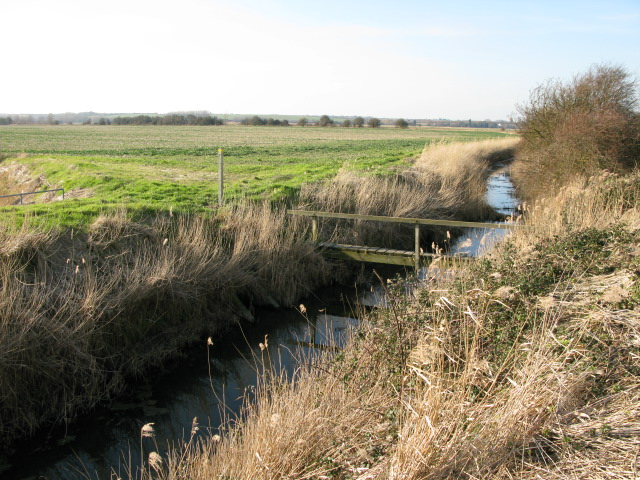 Whitfield Sewer on Chislet Marshes