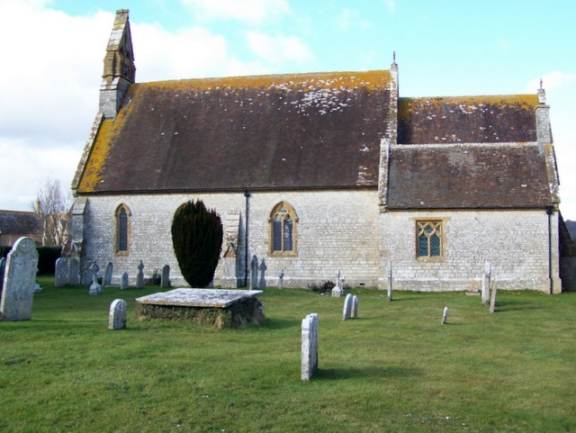 The Church of St John the Evangelist, Tincleton