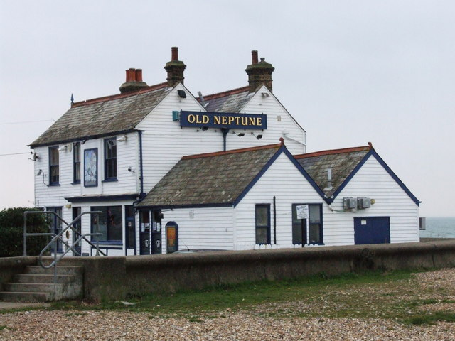 Old Neptune, Whitstable