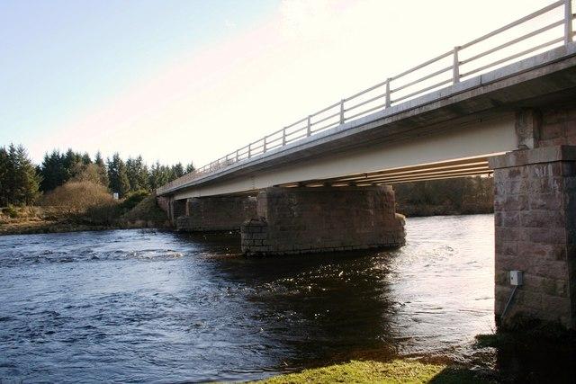 Bridge over the Dee