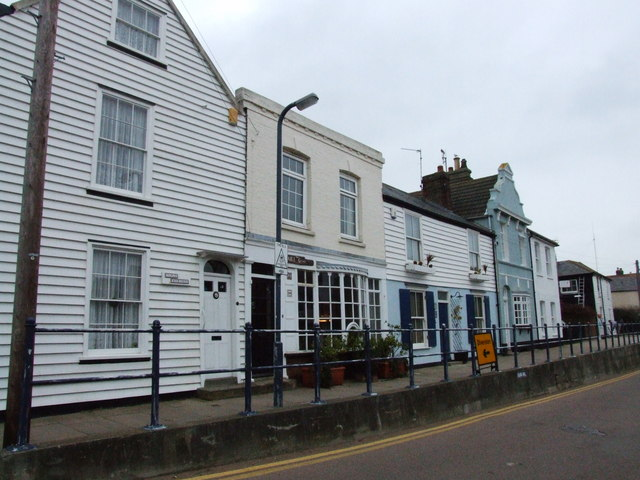 Island Wall, Whitstable