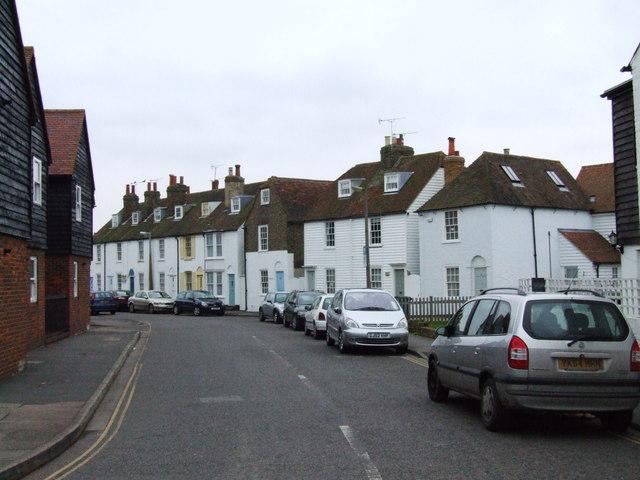 Waterloo Road, Whitstable