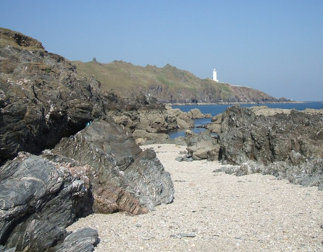Start Point from Peartree Point
