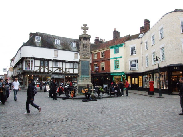 Burgate, Canterbury