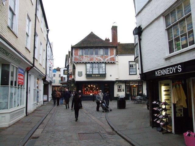 Sun Street, Canterbury
