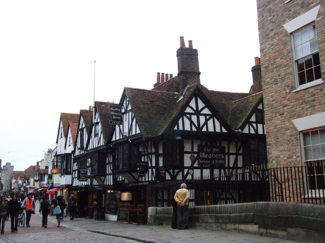 The Old Weaver's House, Canterbury