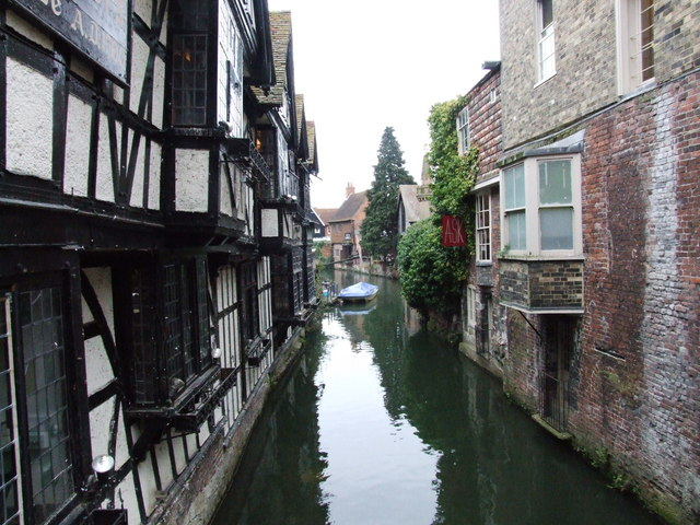 Great Stour, Canterbury
