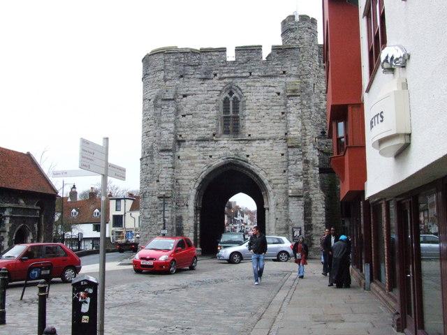 Westgate Tower, Canterbury