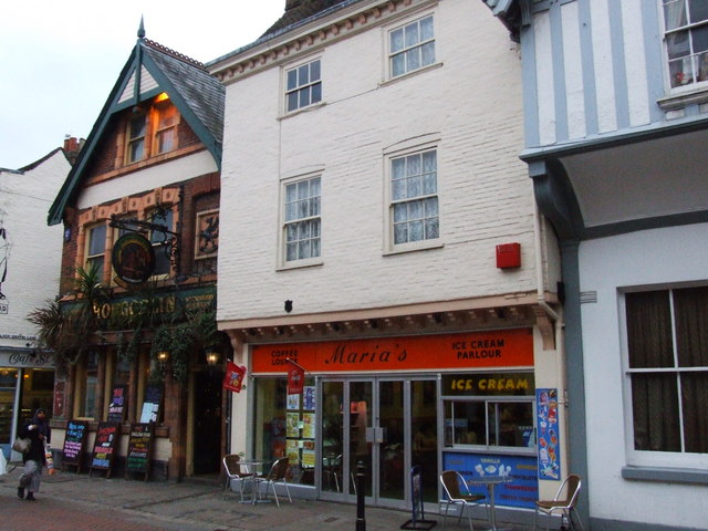 Hobgoblin and Maria's Ice Cream Parlour, Canterbury