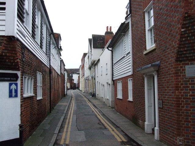 Hawks Lane, Canterbury