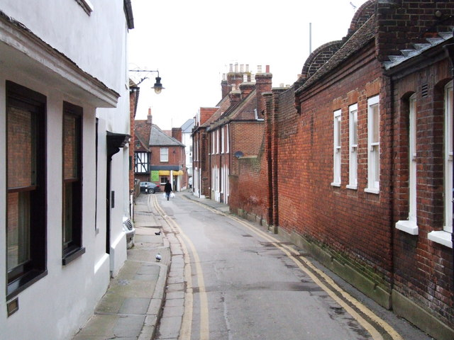 Hospital Lane, Canterbury
